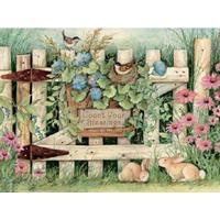 Garden Gate Puslespil