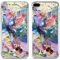 iPhone 7 Plus DecalGirl Cosmic Flower Skin
