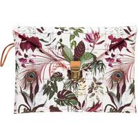 Tropical 13 Macbook Pouch