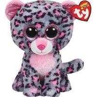 TY Beanie Boos Tasha Leopard 23cm