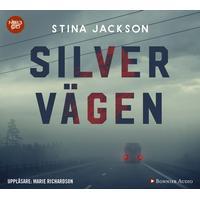 Silvervägen (Ljudbok MP3 CD, 2018)