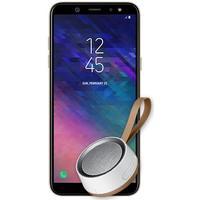 Samsung Galaxy A6 Gold EU Fri tale + 10 GB