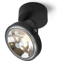 Trizo21 Pin-Up 1 Round Loftlampe Sort - Trizo21