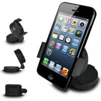 iPhone / Smartphone Bilholder - Sort