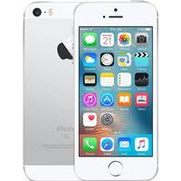 Apple iPhone SE 32 GB Sølv med abonnement