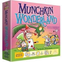Steve Jackson Games Munchkin Wonderland