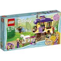 Lego Disney Rapunzel's Traveling Caravan 41157