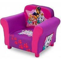 Delta Children Paw Patrol Skye & Everest Upholstered Chair