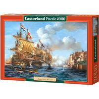 Castorland Copy of Battle of Porto Bello 1739 2000 Pieces