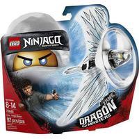 Lego Ninjago Zane Dragon Master 70648