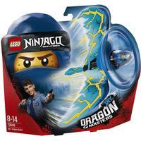 Lego Ninjago Jay Dragemester 70646