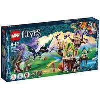 Lego Elves Flagermusangreb ved Elvenstar Træet 41196