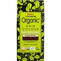 Radico Colour Me Organic Hair Colour Copper Brown