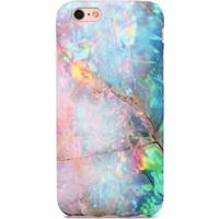 iPhone Cover - Opal Marble