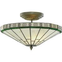 Searchlight Electric New York 2L Tiffanylampa