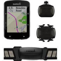 Garmin Edge 520 Plus Navigation Sensor Bundle svart Gatunavigator 2018