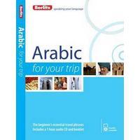 Berlitz Arabic for Your Trip (Ljudbok CD, 2014)