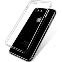 ToppShop iPhone 7 & 8 transparent Ultra slimfit skydd / fodral / case