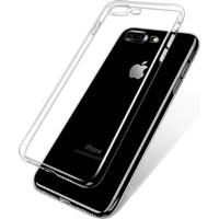 ToppShop iPhone 7 & 8 PLUS transparent Ultra slimfit skydd / fodral / case