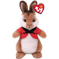TY Peter Rabbit Plush - Flopsy Rabbit 15cm