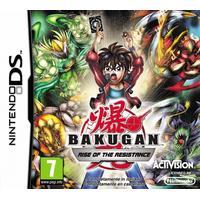 Bakugan Rise of the Resistance - Nintendo DS (brugt)