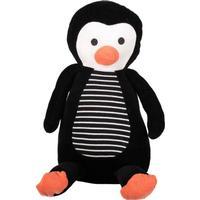 Pingvin Edvin Sort
