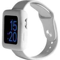 Boompods Schutzhülle für Apple Watch Boomtime 42mm weiß