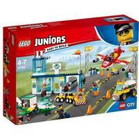 Lego Juniors City Central Airport 10764