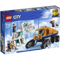 Lego City Arctic Scout Truck 60194