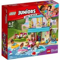 Lego Juniors Stephanie's Lakeside House 10763