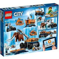 Lego City Mobile Polar Research Base 60195