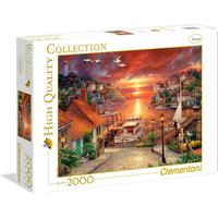 Clementoni High Quality Collection New Horizons 2000 Pieces