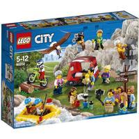 Lego City People Pack Outdoor Adventures 60202