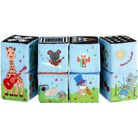 Sophie La Girafe Magical Puzzle Bucket Sophie La Girafe 160 Gr