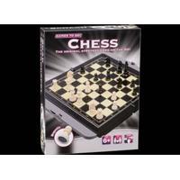 HK Games Magnetiskt schackspel