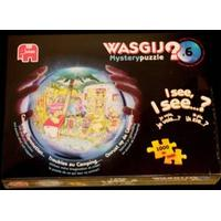 """Wasgij Puzzle, """"Camping Commotion"""