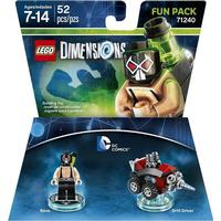 LEGO Dimensions: Fun Pack - Bane (DC Comics) /Toys for games