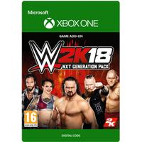WWE 2K18: NXT Generation Pack