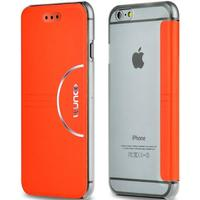 LLUNC Aura Series Fodral Apple iPhone 6 Ultra Slim - Orange