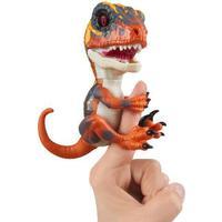Wowwee Fingerlings Untamed Velociraptors Blaze