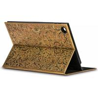 eXchange Gold Inlay Cover Case for Apple iPad Air 2 in Gold