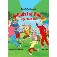 Villads fra Valby leger med ord LYT&LÆS, E-bog