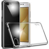 Asus Zenfone 4 Max ZC554KL - IMAK Crystal Clear Hard skal