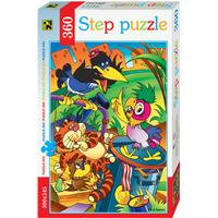 Step Puzzle Parrot Kesha 360 Pieces