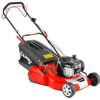 Cobra 18 Petrol Powered Rear Roller Lawnmower B&S