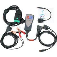 Lexia 3 V47 USB - Citroen og Peugeot OBDII kabel