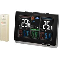 La Crosse Technology LaCrosse - Vejrstation m. farve LCD og animeret vejrudsigt