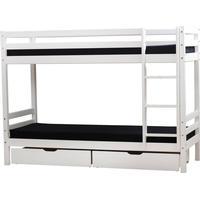 HoppeKids Basic Våningssäng 70x160