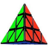 Rubiks Rubiks Pyramid Cube 3x3x3