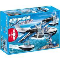 Playmobil Police Seaplane 9436